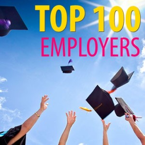Top 100 Graduate Employers in Australia – 2015
